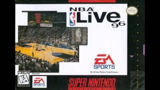 NBA LIVE 96 Main Menu Music (SNES)