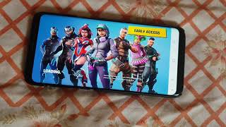 How To Download Fortnite on Mobile ? - Fortnite Mobile Android [Fortnite Andorid apk] Exclusive