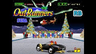 1993 [60fps] Outrunners Bad Boy Northern Europe Course