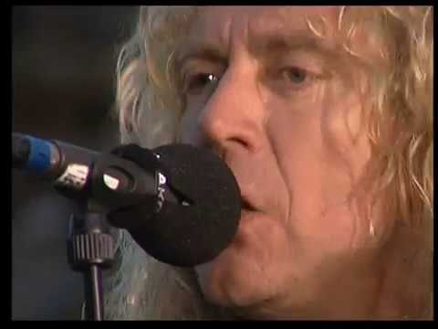 Led Zeppelin - When The Levee Breaks (Live)