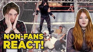 Non-Wrestling Fans React To WWE's Most Extreme Moments