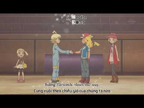 [Vietsub, Kara] Getta Bang Bang - Tomohisa Sakou (Pokemon XY Opening 3)