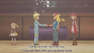 [Vietsub, Kara] Getta Ban Ban - Tomohisa Sakou (Pokemon XY OP 3 AMV Fanmade Clip)