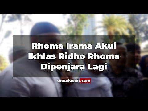 Rhoma Irama Akui Ikhlas Ridho Rhoma Dipenjara Lagi