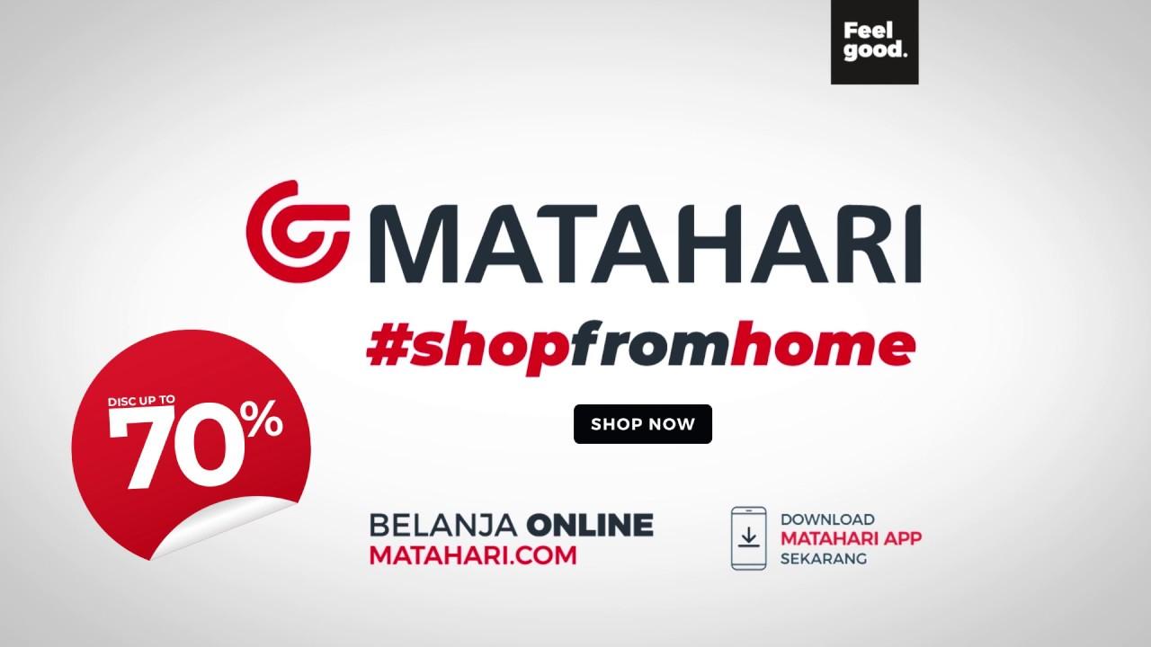MATAHARI.COM - SHOP FROM HOME