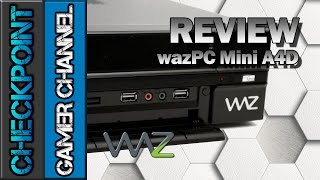 computador wazpc mini a4d review pt br