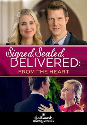 Signed, Sealed, Delivered: From the Heart - DVD Image