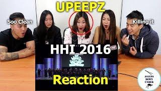 UPeepz - Philippines HHI 2016 | Reaction - Aussie Asians