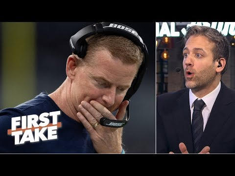 Jason Garrett's job is in 'serious jeopardy' if Cowboys lose Wild Card - Max Kellerman | First Take
