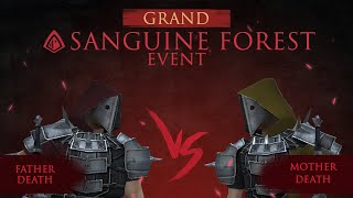 Shadow Fight 3: Father Death VS Mother Death - [Grand] Sanguine Forest Event
