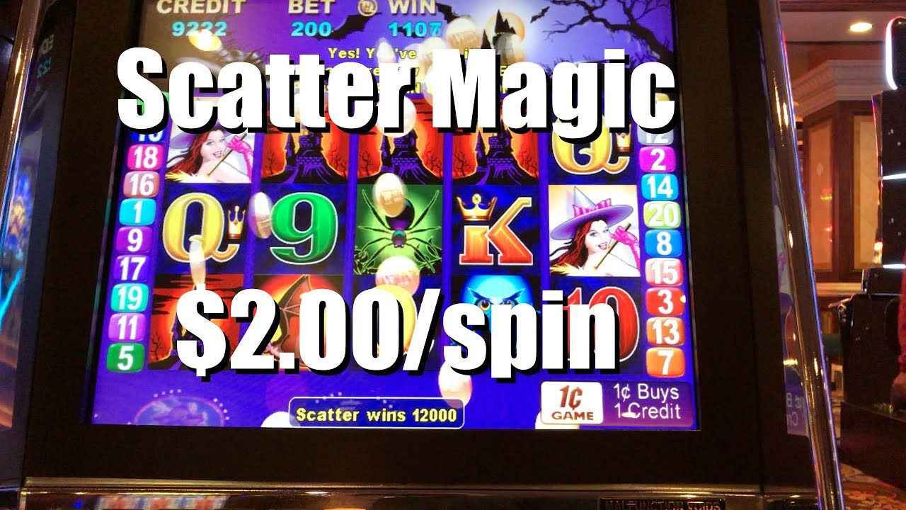 scatter magic 2
