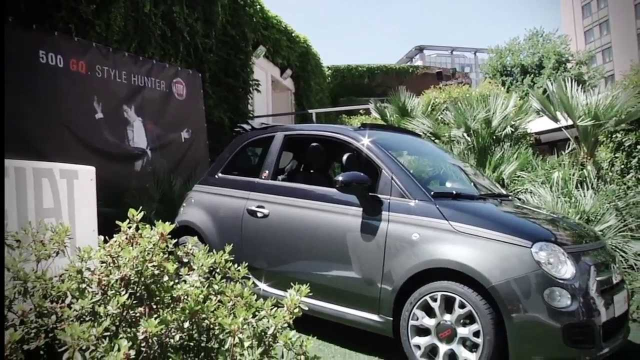 Fiat 500 GQ Special Edition