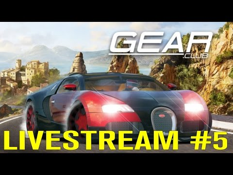 Gear.Club (by Eden Games Mobile) - iOS / Android - HD LiveStream #5