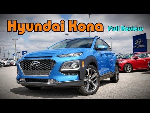 2018 Hyundai Kona: FULL REVIEW | Ultimate, Limited, SEL & SE