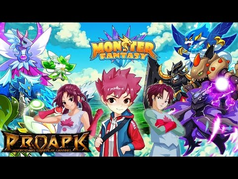 Monster Fantasy Gameplay iOS / Android