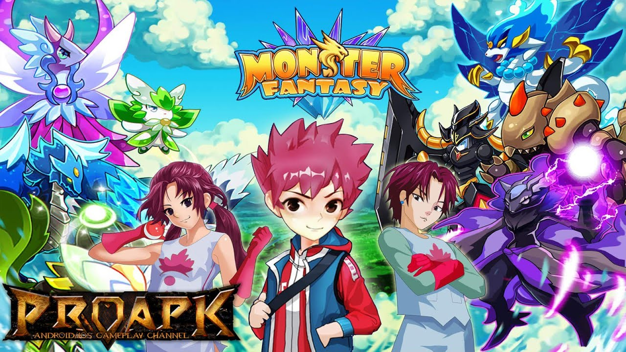 Monster Fantasy Gameplay Ios Android Youtube