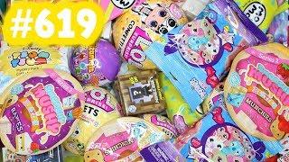 Random Blind Bag Box #619 - LOL Surprise Lil Sisters, Minecraft, Moj Moj, Trolls, Teenie Genies
