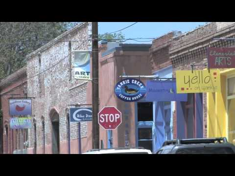 Silver City - Best Small Town - New Mexico 2008