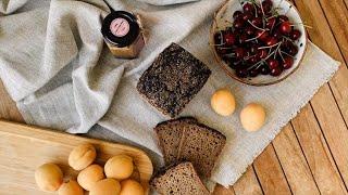 Рецепт хлеба Дарницкии на закваске