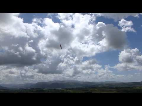 Soaring the Misel (RM 1 airfoil on Wisel planform)