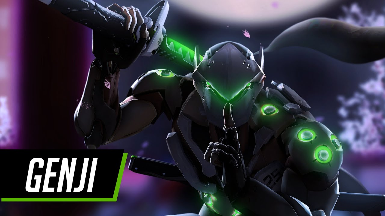 Overwatch: Best Music For Playing Genji