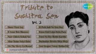 A Tribute to Legendary Actress Suchitra Sen | Ei Path Jodi Na Shes Hoy | Vol.2
