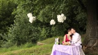 Свадьба для двоих\после ЗАГСа