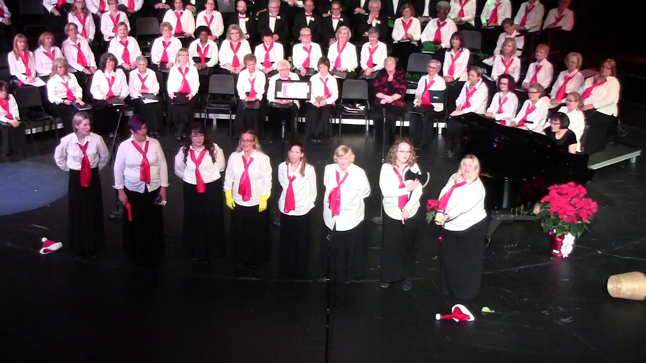 The 12 Days After Christmas, Silver, Troy Community Chorus, Dec ...