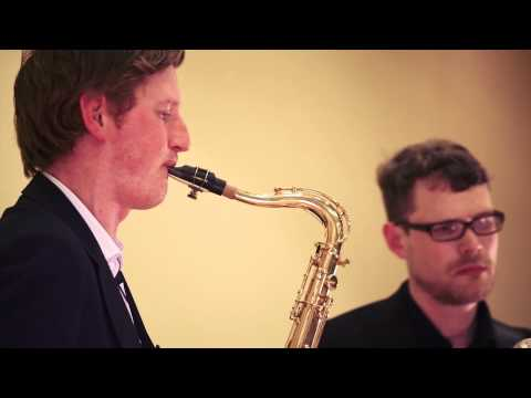 "Jazz Musicians for Hire - The Classic Jazz Band - Duo perform ""Wave"""
