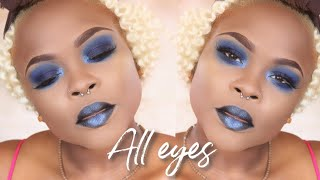 If BLUE is your FAVE | WOC | B.O.M.B