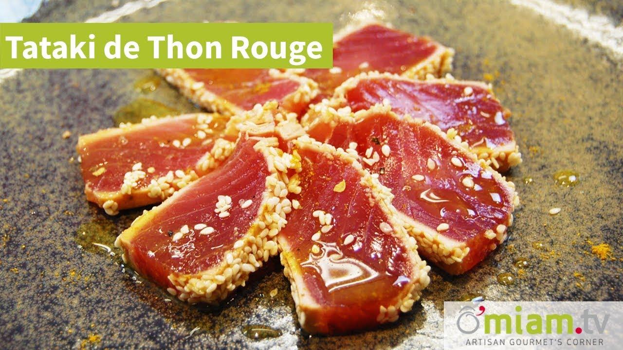 Comment Cuisiner Le Thon Rouge on