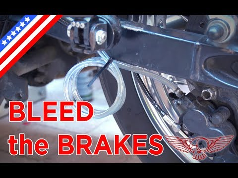 How to bleed brakes fluid by yourself DIY - 08 - RCB quick tutorial