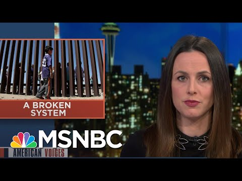 While Fighting Over Border Rhetoric, Human Beings Are In Need Of Help   MSNBC