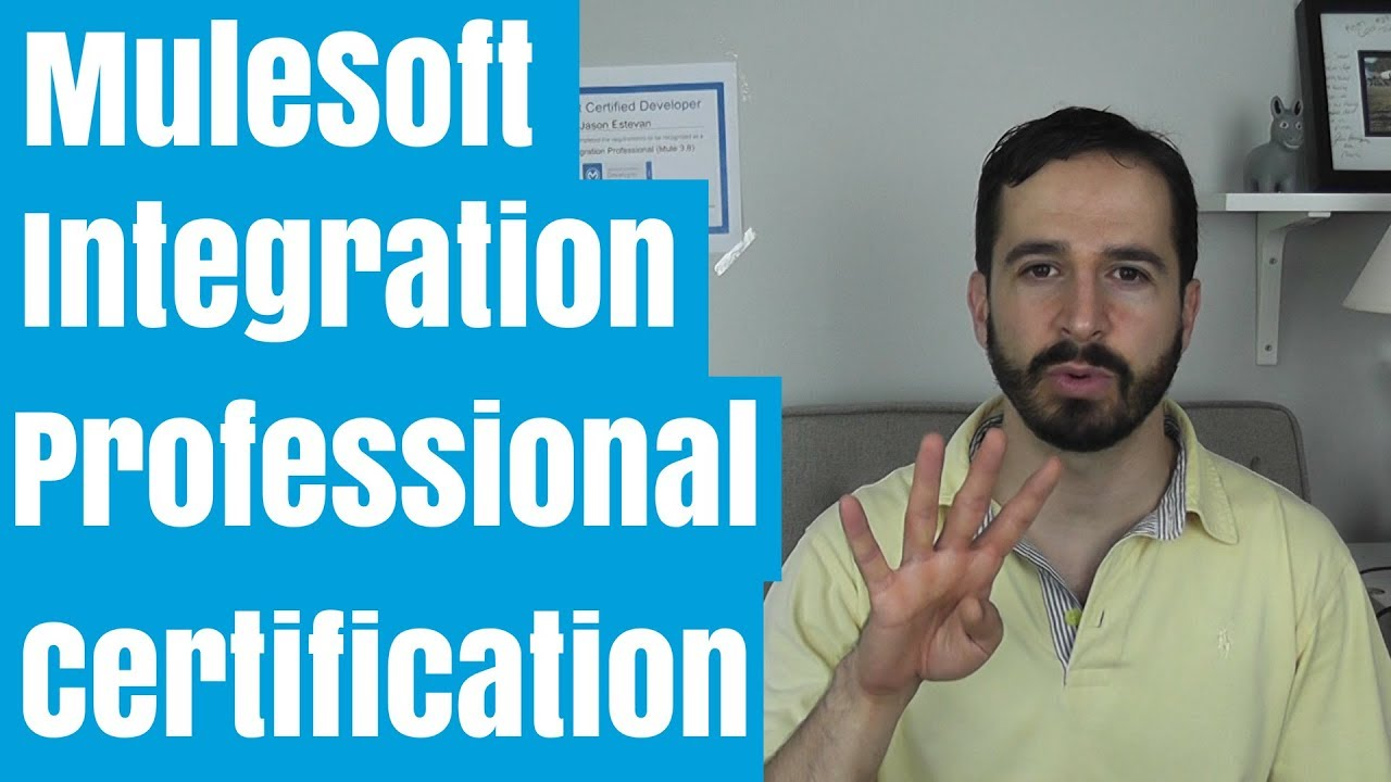 How to Pass the MuleSoft Integration Professional Developer Certification