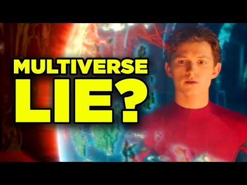 MCU Multiverse TRUTH Revealed! Mysterio's Lie Explained! (Far From Home Update)