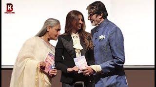 Amitabh Bachchan & Wife Jaya Was Emotional When Daughter Shweta Bachchan Book Gift For Parents