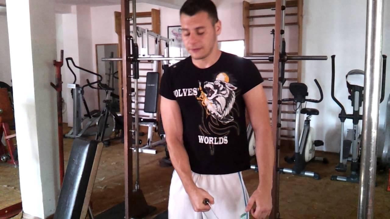 antrenament fitness