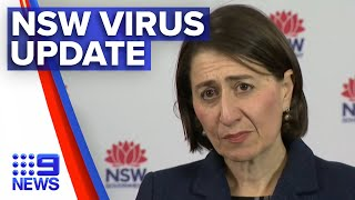 Coronavirus: NSW Premier fearful for rise in case numbers