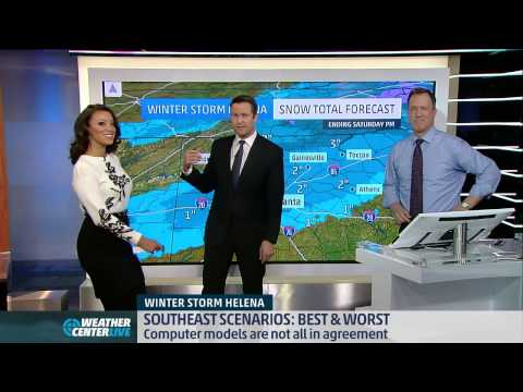 Part 2: The Weather Channel's Chris Warren said WHAT?!?!