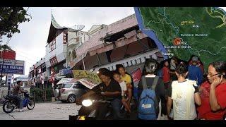 HEBOH!! Video Gempa Padang Sumatera Barat Juni 2016!!
