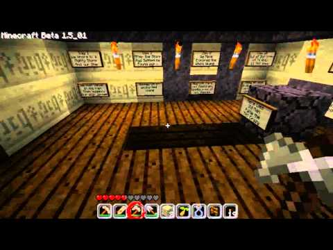 Minecraft: Mystery of Captain Razacks Treasure - Part 1