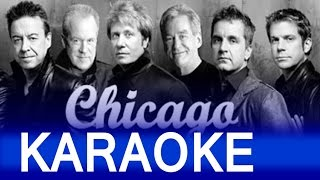 Chicago - If You Leave Me Now - Lyrics (Instrumental version)