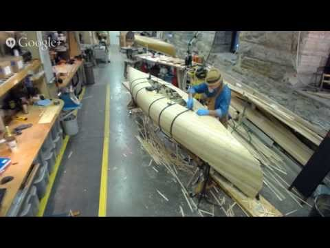 Canoe Builder ShopCam NWC 1106