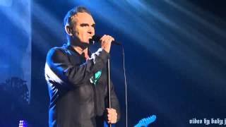 Morrissey-OBOE CONCERTO-Premier Live Performance-Visalia Fox Theatre, CA, August 29, 2015-Smiths-MOZ