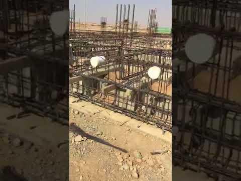 Mechanical Plumbing Sleeve Installation on site work