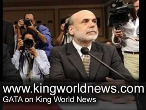 Gold Anti-Trust Action Committee_GATA_on King World News_Part 1 of 4