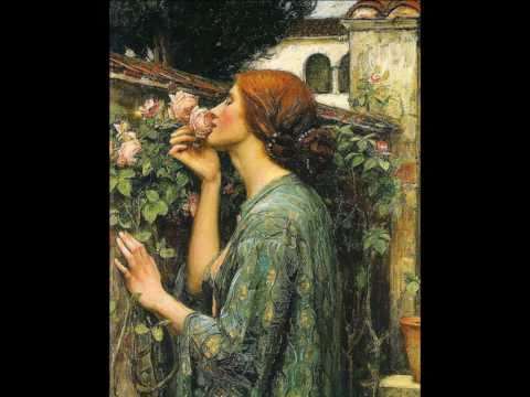 "John William Waterhouse: ""Flower Ladies"" - Musik: Ludwig van Beethoven (Folksong ""Womankind"")"