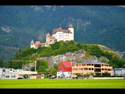 Liechtenstein Trip I Vaduz I Malbun I