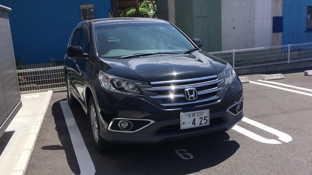 ホンダ CR-V 4代目 レビュー - YouTube