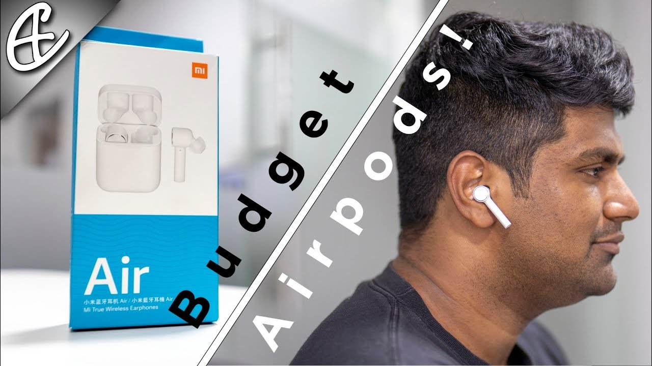 7f984d4a695 Xiaomi's Version of Apple Airpods at 30% Cost - Mi Air Earphones ...